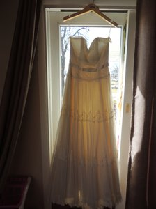 Melissa Sweet Fern Wedding Dress