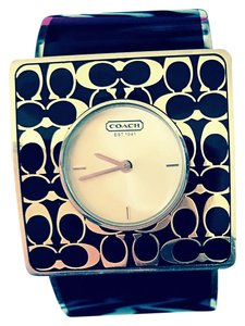 Coach Coach All Stainless Steel Bangle Watch