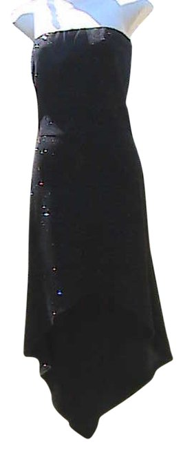 Preload https://img-static.tradesy.com/item/2099938/glitter-black-high-low-cocktail-dress-size-6-s-0-0-650-650.jpg