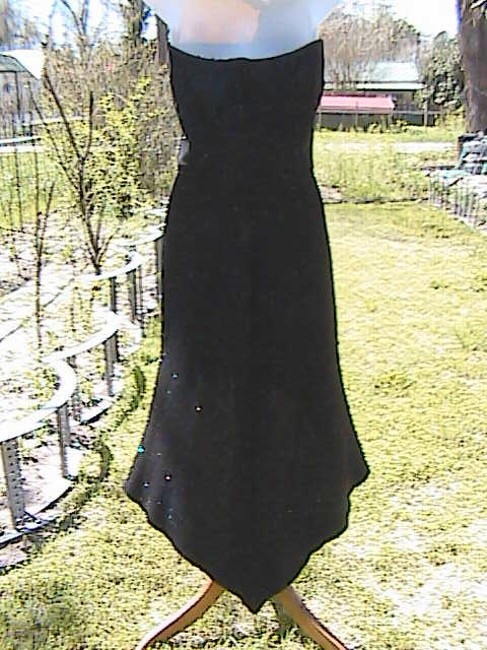 Other High Low Strapless Dress