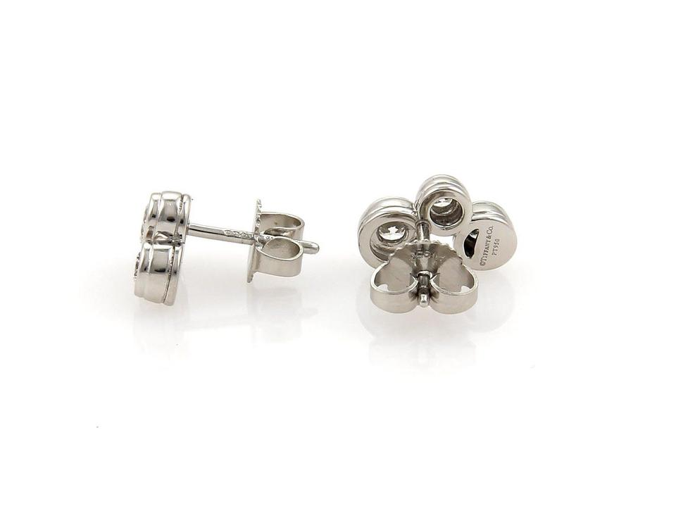 earrings with perfect texture diamonds and jewelry for rough z shop studs the sharon in recycled platinum stud