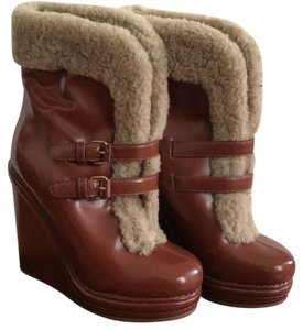 Marc by Marc Jacobs light brown Boots