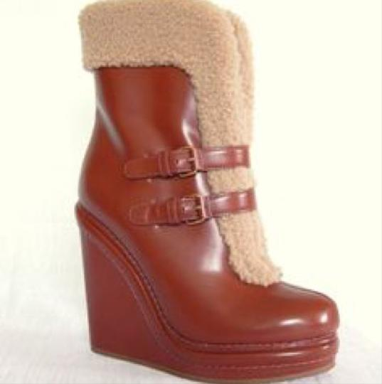 Marc by Marc Jacobs light brown Boots Image 5