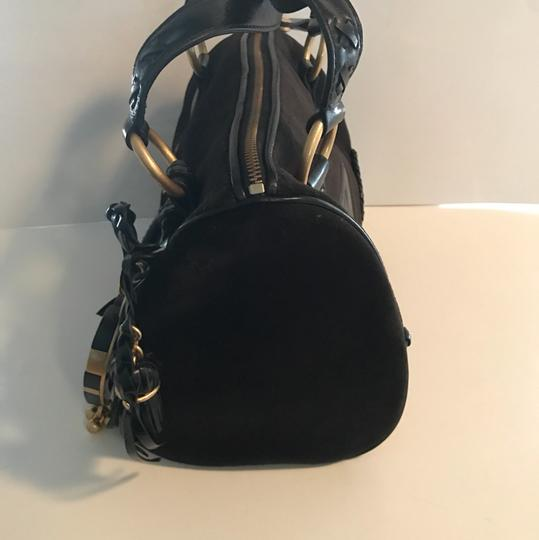 Juicy Couture Satchel in black/gold Image 2