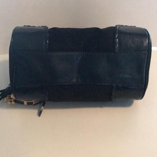 Juicy Couture Satchel in black/gold Image 5