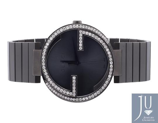 Preload https://img-static.tradesy.com/item/20999603/gucci-black-pvd-stainless-steel-finish-mens-diamond-ya133210-25-ct-watch-0-0-540-540.jpg