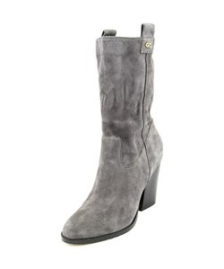 Cole Haan Suede Leather Sole grey Boots