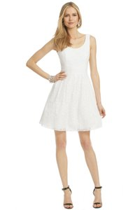 Lilly Pulitzer short dress White Lace Sundress A-line on Tradesy