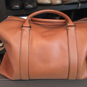 Coach camel Travel Bag