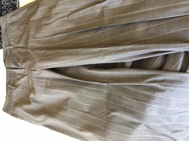 The Limited Gray Pinstriped Women's Suit by The Limited Image 1