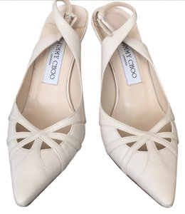 Jimmy Choo Bone Pumps