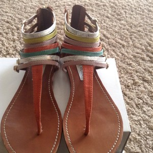 Steve Madden Multi Sandals