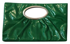 Express bright green Clutch