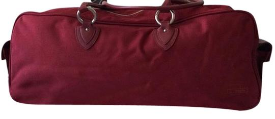Preload https://img-static.tradesy.com/item/21000163/marc-jacobs-limited-edition-for-puma-nuala-yoga-mat-gym-burgundy-wine-canvas-with-leather-like-trim-0-1-540-540.jpg