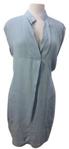 Rachel Roy short dress Light Chambray Classic Summer on Tradesy