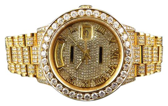 Preload https://img-static.tradesy.com/item/21000268/rolex-18k-yellow-gold-36-mm-president-18038-day-date-with-19-ct-diamon-watch-0-1-540-540.jpg