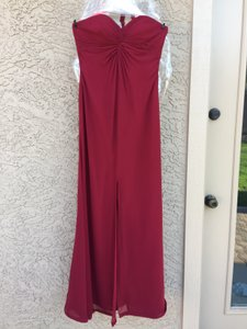 Impression Bridal Burgundy 20259 Dress