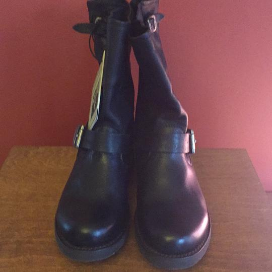 Frye Leather black Boots Image 1
