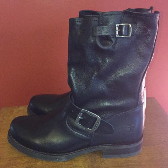 Frye Leather black Boots Image 2