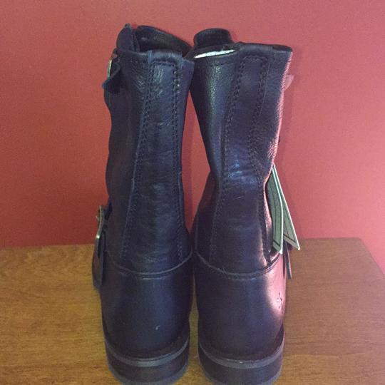 Frye Leather black Boots Image 4