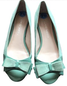Franco Sarto Mint Wedges