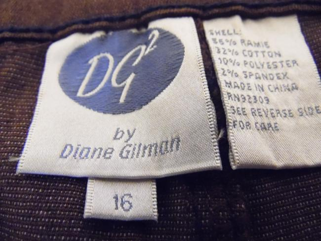 DG2 by Diane Gilman Boot Cut Jeans Image 8