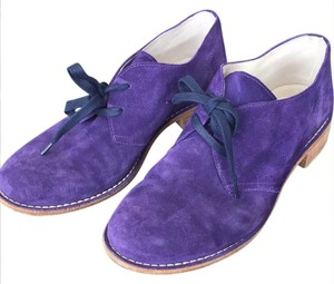 Bottega Veneta purple Flats