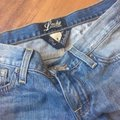 Lucky Brand Cut Off Shorts Denim, Blue, White, Black, Red, Green, Yellow Image 4