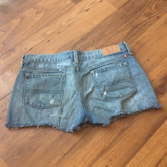 Lucky Brand Cut Off Shorts Denim, Blue, White, Black, Red, Green, Yellow Image 5