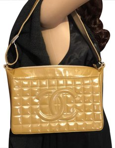 Chanel Satchel in baige
