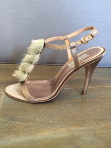 Badgley Mischka Floral Wedding Shoes