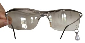 Chanel Clear Chanel Sunglasses
