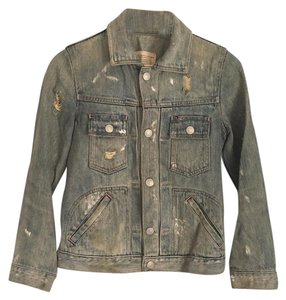 Marc by Marc Jacobs Womens Jean Jacket