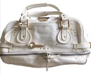 Chloé Satchel in white