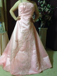 Alyce Paris Pink Dress