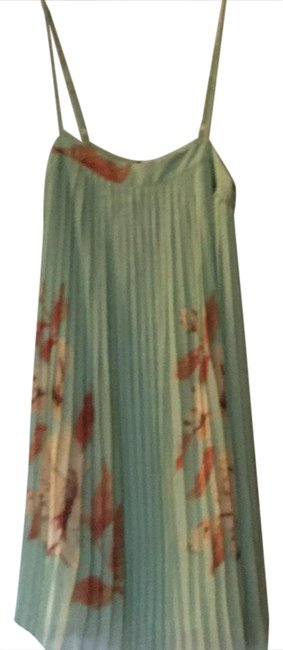 Item - Mint and Peach 800-4304 44 Short Night Out Dress Size 4 (S)