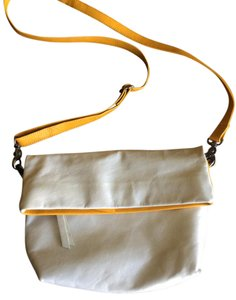 Latico Leather Reversible Two-tone Cross Body Bag