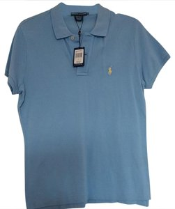 Ralph Lauren Button Down Shirt Baby blu