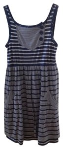 Marc by Marc Jacobs short dress Stripe Cotton Pockets on Tradesy