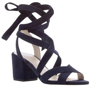 Kenneth Cole Navy Sandals