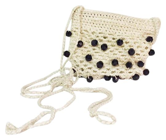 Preload https://img-static.tradesy.com/item/21001351/incredibly-rare-vintage-hand-crafted-crotchet-evening-white-cross-body-bag-0-1-540-540.jpg