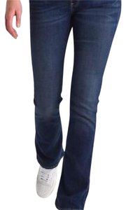 Hollister Straight Leg Jeans-Medium Wash