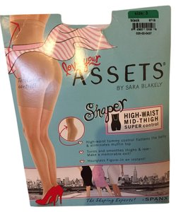 Love your assets by Sarah Blakely High waist mid thigh shaper