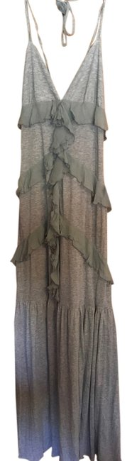 gray Maxi Dress by WiNK Image 4