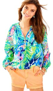 Lilly Pulitzer Top Purrfect