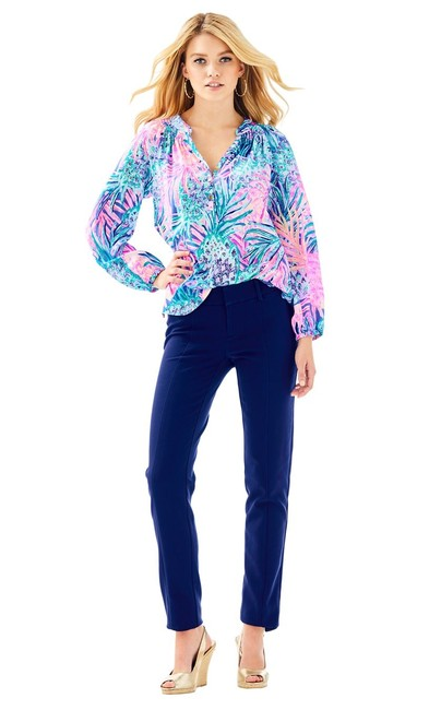 Lilly Pulitzer Top Gypset Paradise Image 2