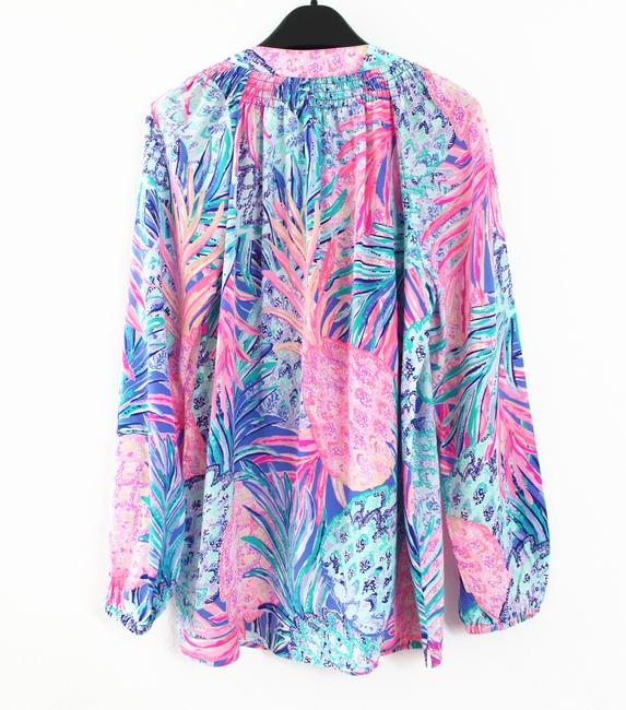 Lilly Pulitzer Top Gypset Paradise Image 4