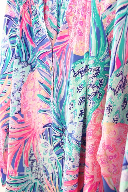 Lilly Pulitzer Top Gypset Paradise Image 5
