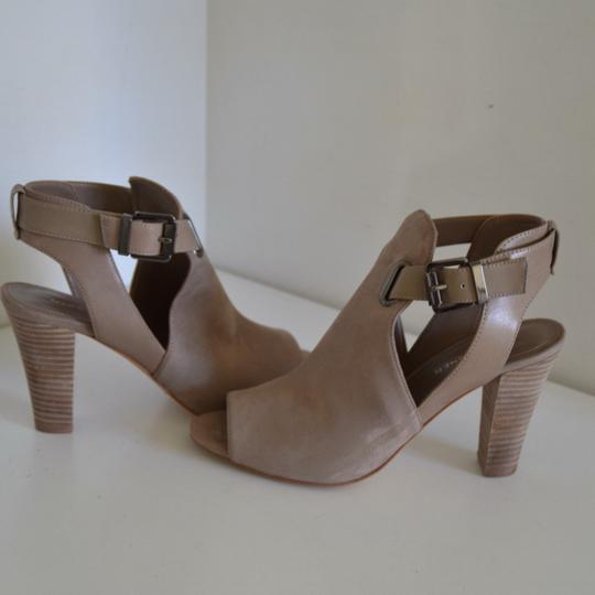 Marc Fisher Taupe Pumps Image 1