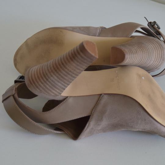 Marc Fisher Taupe Pumps Image 3